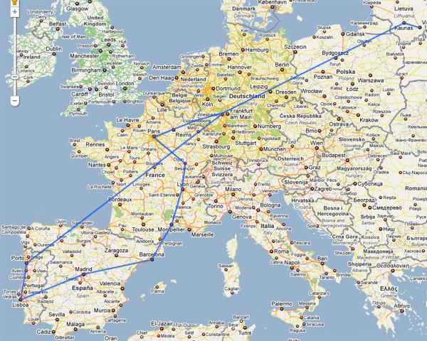 Европа 2009. Итоги