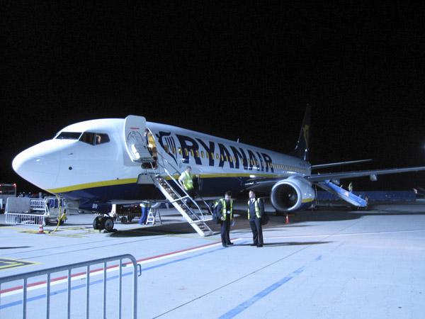Европа 2009. Аэропорт Frankfurt-Hahn