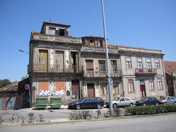 Европа 2009. Порто. Архитектура