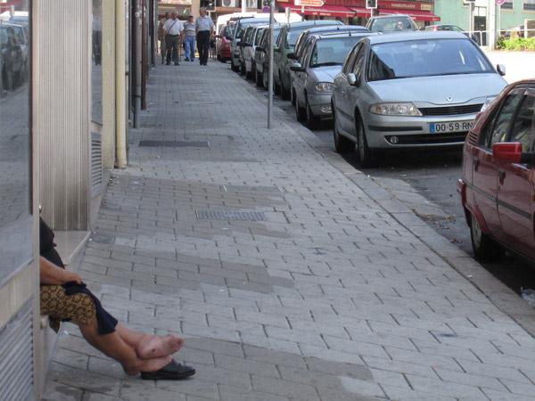 Европа 2009. Порто. Фишечки