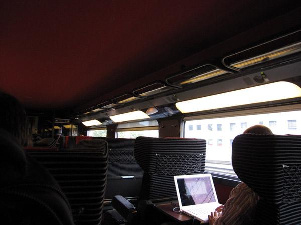 Европа 2009. Скоростные поезда