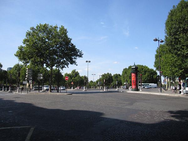 Европа 2009. Париж