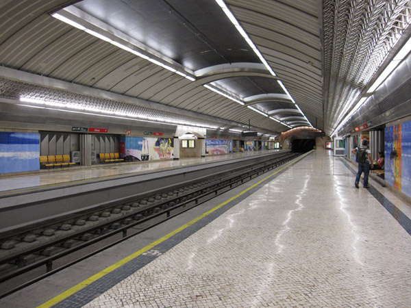 Европа 2009. Лиссабон